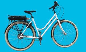 CyberDrive Bike1
